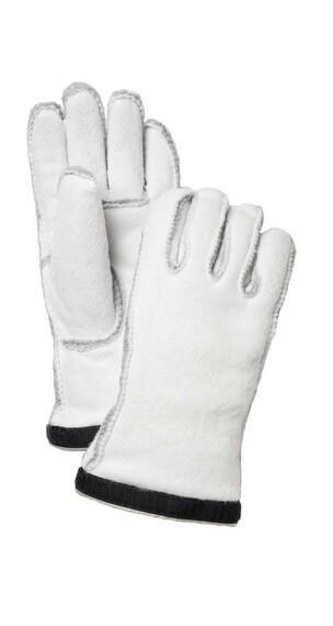 Hestra Heli Ski Female Liner - 5 finger Offwhite (020)